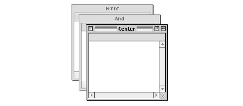 Front and Center makes the Mac Finder behave like it should
