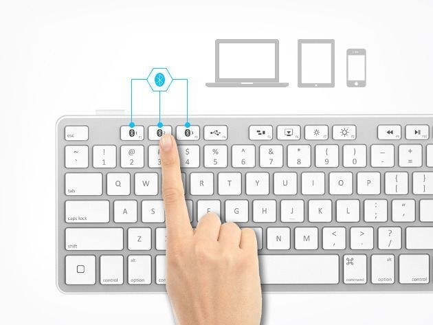 You could win a Multi-Sync Keyboard [Deals]