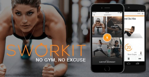 Most iPhone apps stink at giving you a complete workout