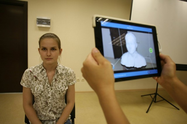 Itseez3D gives your iPad camera 3-D imaging superpowers