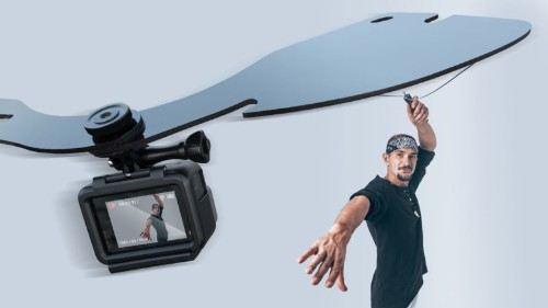 Matrix-like gadget lets you snap 'bullet-time' selfies