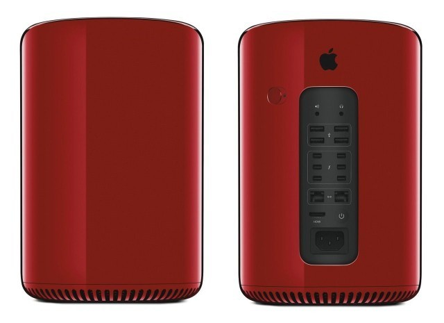 Yowza! Product (RED) Mac Pro Sells for $977,000 at Auction