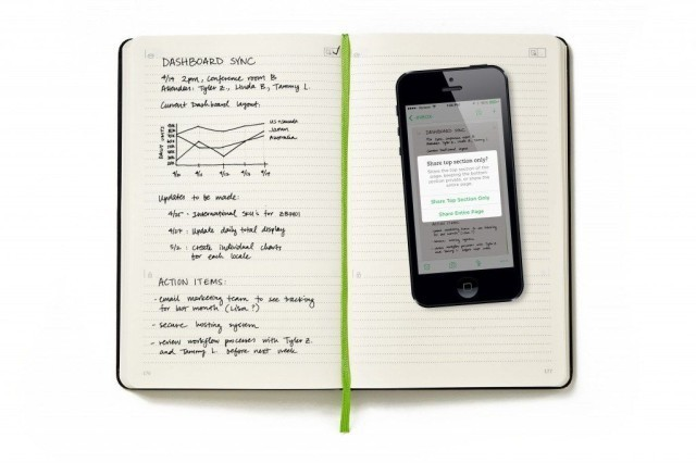 Evernote's Business Notebook Splits Public And Private Notes, Adds Reminders
