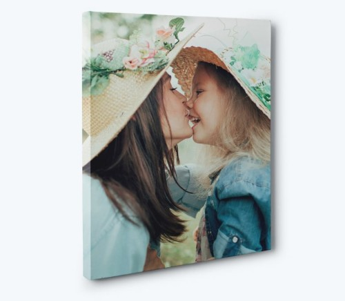Turn your favorite iPhone photos into museum-quality canvas prints