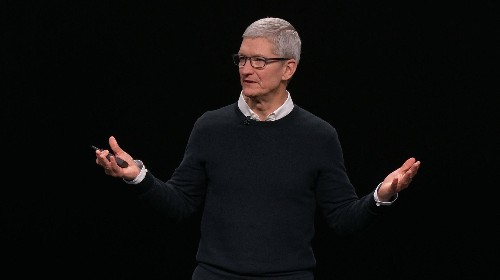 Tim Cook tells graduates what it really means to love your job