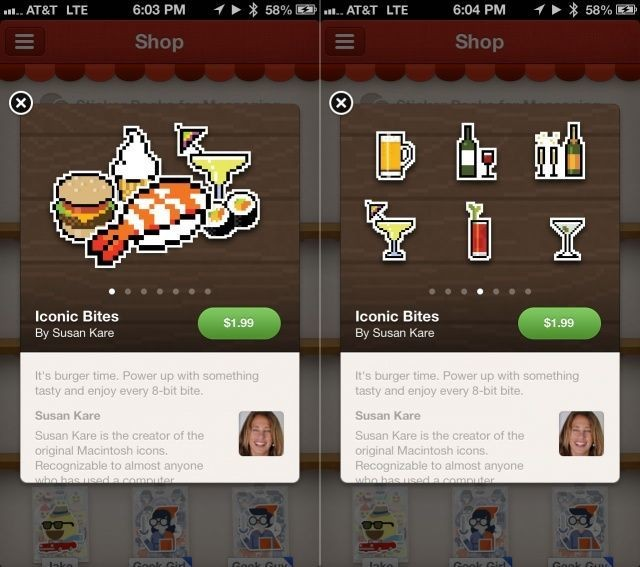 Creator Of Original Macintosh System Icons Makes A New Sticker Pack For Path App
