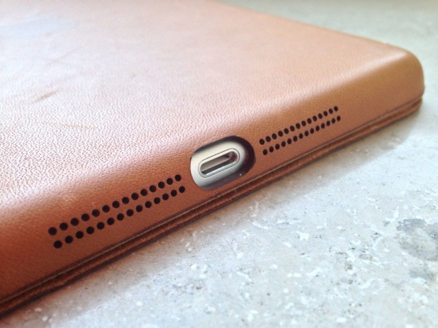 It's Expensive, But Apple's Leather iPad Mini Smart Case Is Almost Worth The Price [Review]