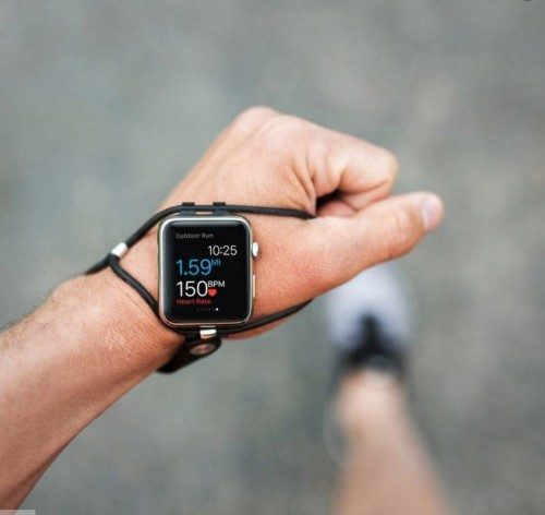 Ditch the Apple Watch Sport band, get Shift instead