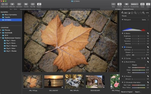 RAW Power brings new powerful photo editing tools to Mac, iOS