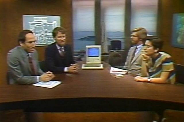 Go Back In Time And Watch O.G. Computer Nerds Talk About The Original Macintosh In 1985