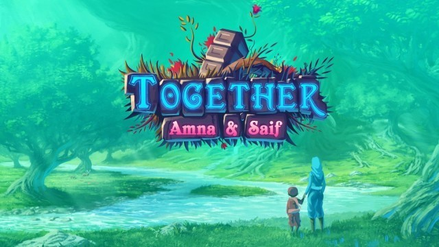 You can't play this game alone – find a friend and conquer Together: Amna & Saif