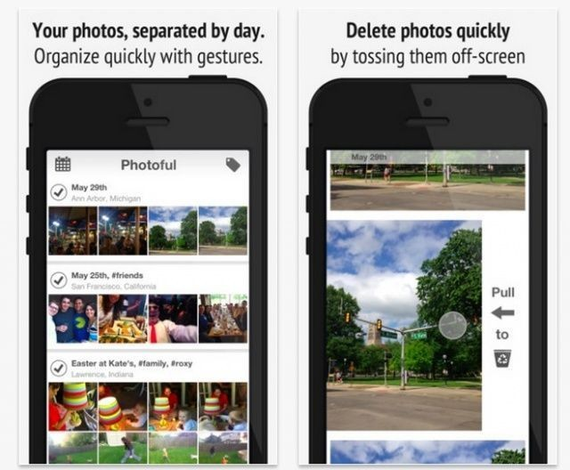 Photoful Organizes Your iPhone Pictures With A Useful Elegance