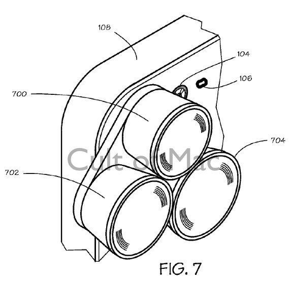 Future iPhones Could Come With Swappable Camera Lenses [Patent]