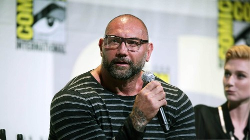 Dave Bautista battles onto next season of See