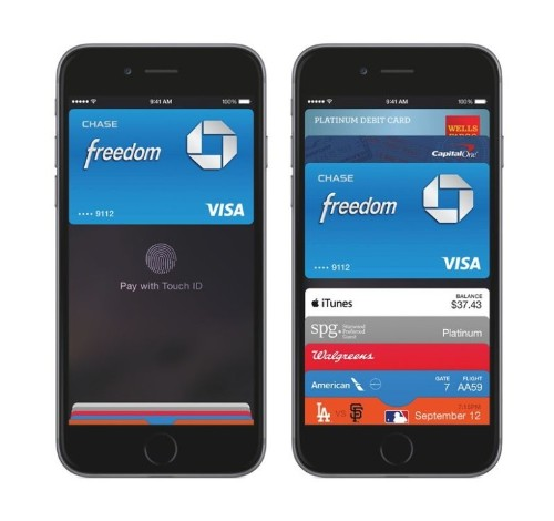 USAA confirms Apple Pay availability by November 7th