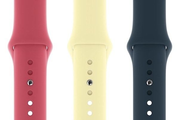 Future Apple Watch bands could change colors to match your outfit