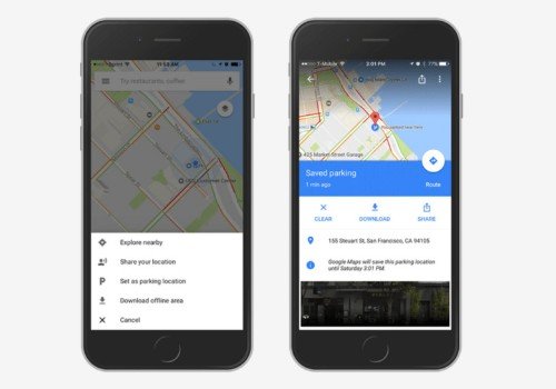 Google Maps for iOS will now remember where you parked