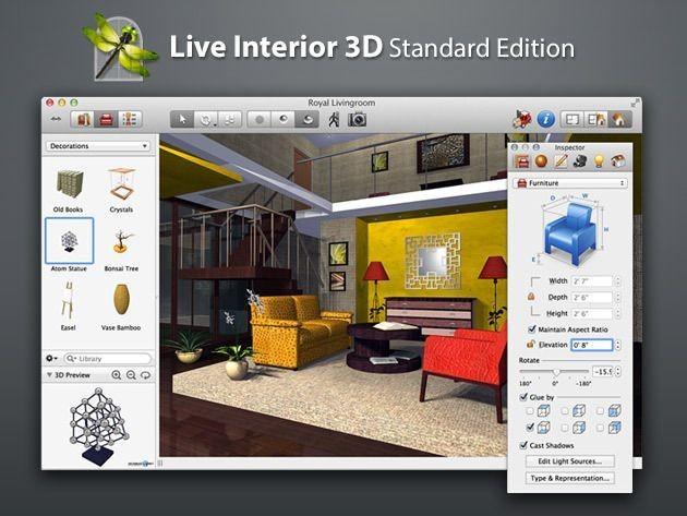 Design Your Dream Home With Live Interior 3D [Deals]