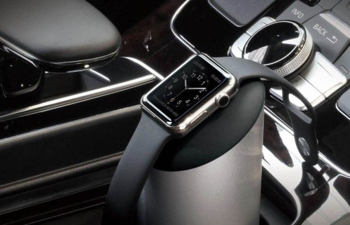 Apple Watch in-car charging stand a must-have for road warriors