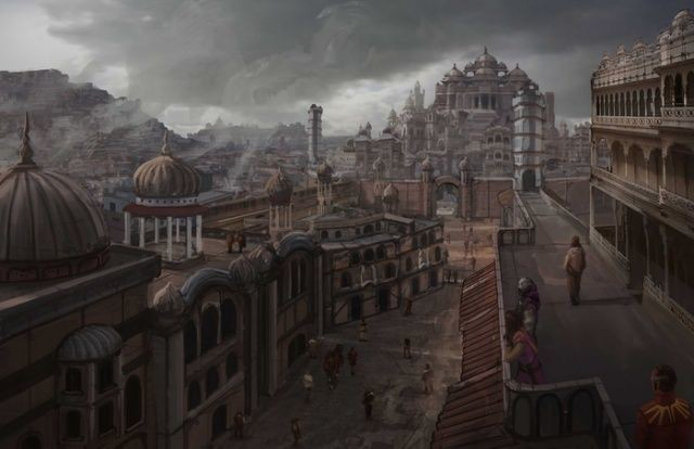 Unrest, An Online RPG Set In Ancient India, Lets You Play As Ordinary Folk