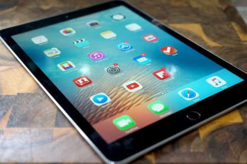9.7-inch iPad Pro's display is practically perfect