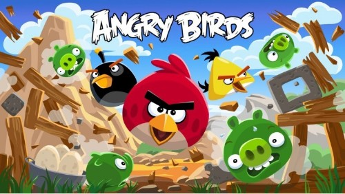Angry Birds lose a few feathers in first revenue drop