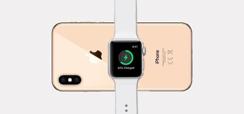 2019 iPhone might charge Apple Watch wirelessly