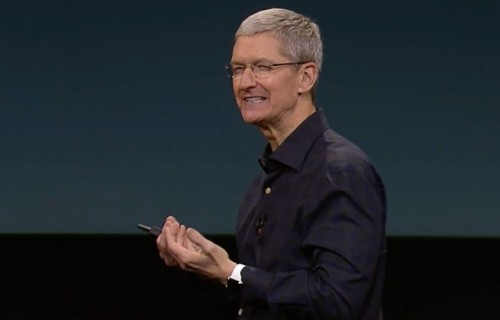 9 things Tim Cook has to be thankful for