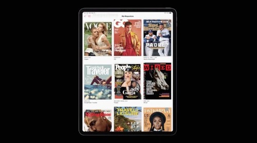 Apple News+ brings you all the magazines for $10 a month