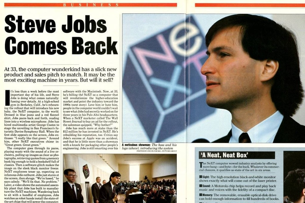 Today in Apple history: The world prepares for Steve Jobs' NeXT Computer