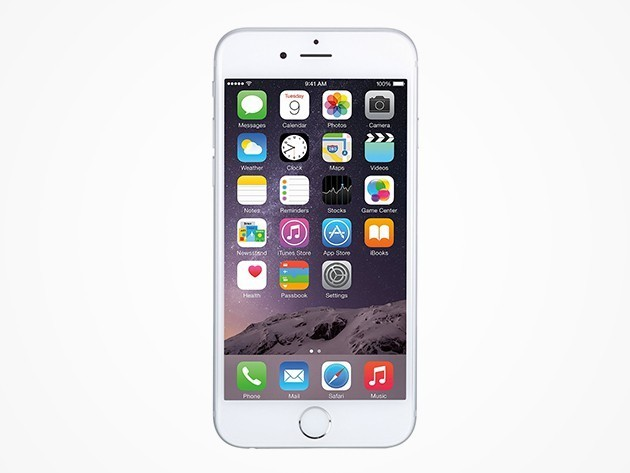 Get an iPhone 6 and a year of unlimited talk-and-text for less than half price [Deals]