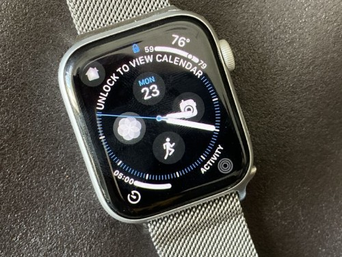 Get those colorful Infograph complications back on your Apple Watch