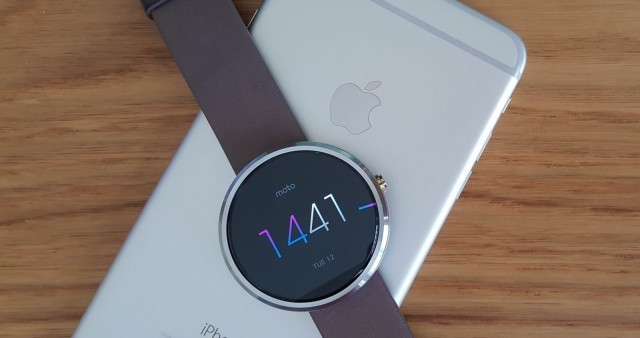 iPhone 7 won't play nicely with Android Wear watches