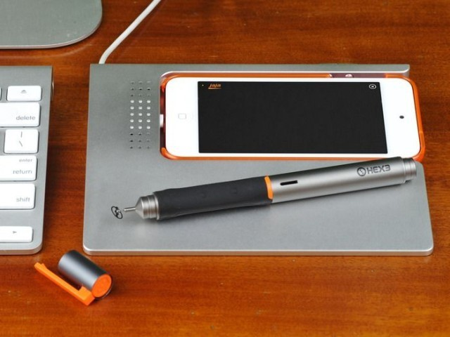 SketchDock Turns Your iPhone Into A Tablet For Your Mac