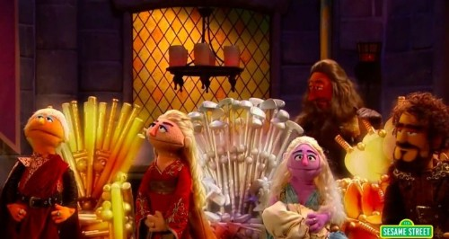 Sesame Street parody makes Game of Thrones look absolutely adorable