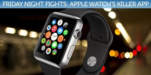 Does Apple Watch really need a 'killer app'?
