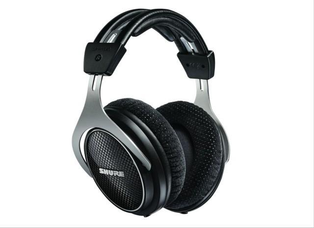 Shure Unveils High-End, Carbon-Fiber SRH1540 Headphones