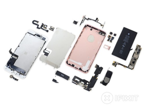 iPhone 7 Plus teardown confirms bigger 2,900 mAh battery