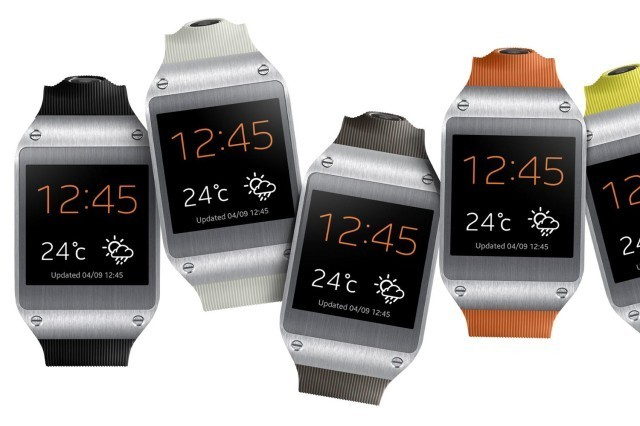 Samsung's Galaxy Gear Smartwatch Is Already A Dud