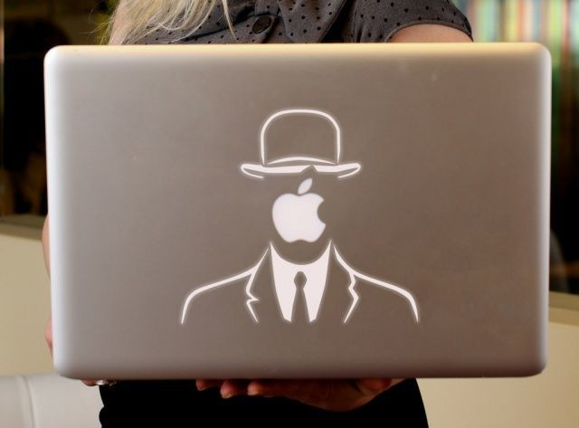 These Laser-Cut MacBook Lids Will Take Your Mac Décor To An All New Level