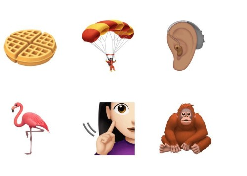 Check out all the new emoji coming to iPhones this fall