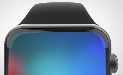 Gorgeous concept shows off Apple Watch Series 4's big display