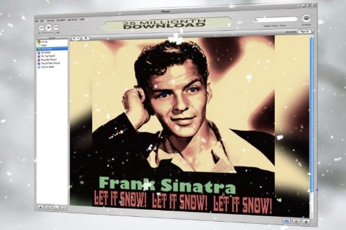 Today in Apple history: 'Let It Snow!' is iTunes' 25 millionth download