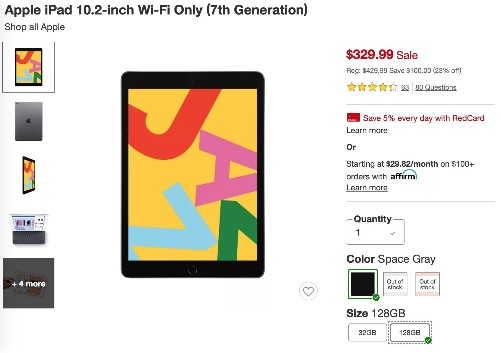 Best Buy and Target bust out killer iPad deals for Green Monday
