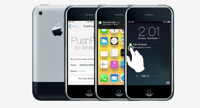 Install iOS 7 On Unsupported iPhones & iPod Touches With Whited00r 7