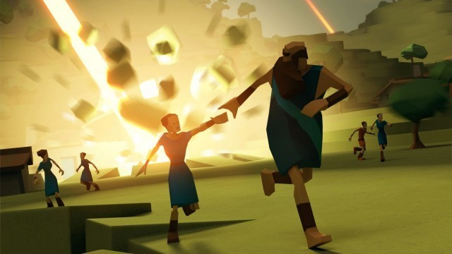 Peter Molyneux brings his earth-shattering god game to iOS