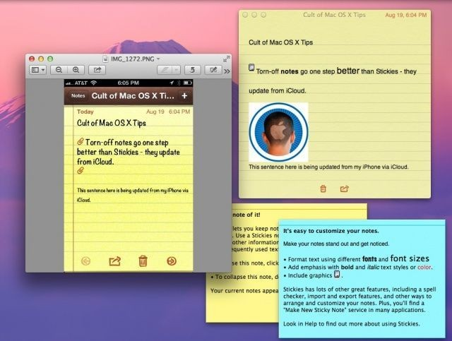 Mastering iCloud On Your Mac: Track Your Notes [OS X Tips]