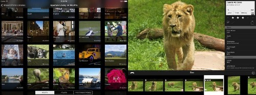 PhotoScope- Browse Your Entire iPhoto And Aperture Libraries From Your iPhone Or iPad