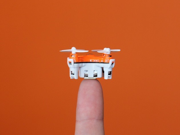 A micro flier that proves drones are big fun no matter the size [Deals]