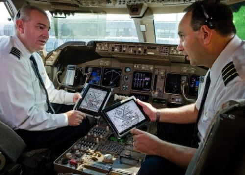 Today in Apple history: iPad takes to the skies with United Airlines